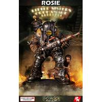 Statuette BioShock Infinite Big Daddy Rosie 53cm