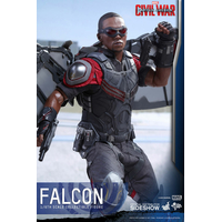 Figurine Captain America Civil War Movie Masterpiece Falcon 30cm