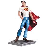 Statuette Superman The Man Of Steel Rags Morales 17 cm