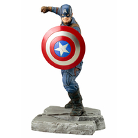 Statuette Captain America Civil War ARTFX+ Captain America 18cm