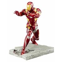 Statuette Captain America Civil War ARTFX+ Iron Man Mark 46 - 18cm