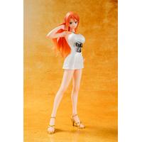 Figurine One Piece S.H. Figuarts Zero Nami Film Gold 15cm