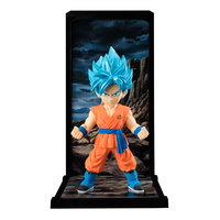Figurine Dragon Ball Z Buddies Son Goku Super Saiyan God 10cm