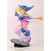 Statuette Yu-Gi-Oh! The Dark Side of Dimensions Dark Magician Girl 27cm