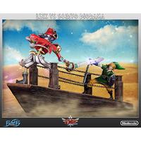 Diorama Legend of Zelda-Skyward Sword Link vs Scervo Regular edition