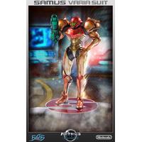 Statue Metroid Prime Echoes Samus Varia Suit regular edition 53cm