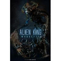 Statuette Aliens- Alien King 53cm
