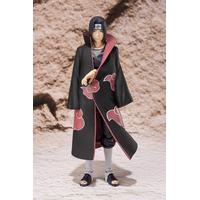 Figurine Naruto S.H Figuarts Itachi Uchiha 15cm