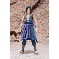 Figurine Naruto S.H Figuarts Sasuke Uchiha 15cm