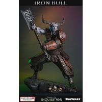 Statuette Dragon Age Inquisition Iron Bull 58cm