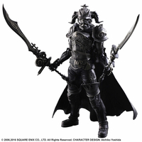 Figurine Final Fantasy XII Play Arts Kai Gabranth 28cm