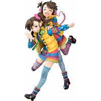 Statuette The Idolmaster Ami & Mami Futami 24cm