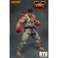Figurine Street Fighter V Ryu 18cm