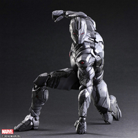 Figurine Marvel Comics Variant Play Arts Kai Iron Man Limited Color Ver. Exclusive 27cm