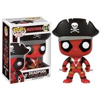 Figurine Deadpool Funko POP! Pirate Deadpool 9cm