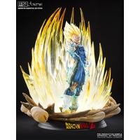 Statue Dragon Ball Z Majin Végéta HQS Plus By Tsume 54cm