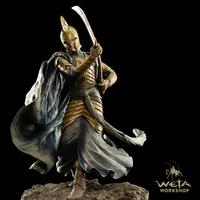 Statuette Le Seigneur des Anneaux Elven Warrior 34cm