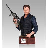 Buste The Walking Dead 1/6 The Governor 19 cm