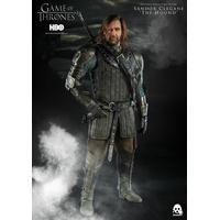 Figurine Game of Thrones Sandor Clegane Le Limier 33cm