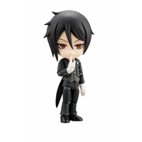 Figurine Black Butler Book of the Atlantic Cu-Poche Sebastian Michaelis 11cm