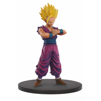 Figurine Dragon Ball Z Resolution of Soldiers vol. 4 Gohan Super Saiyan 2 - 12cm