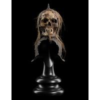 Casque Le Seigneur des Anneaux Skull Trophy de Orc Lieutenant 18cm