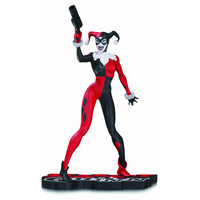 Statuette DC Comics Red, White & Black Harley Quinn by Jim Lee 17cm