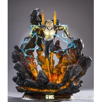 Statue One Punch Man Genos HQS 49cm Tsume