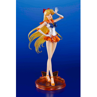 Figurine Sailor Moon SH Figuarts Zero Sailor Venus Crystal version 19cm