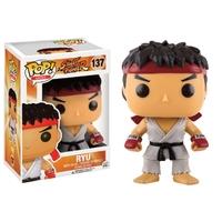 Figurine Street Fighter Funko POP! Ryu 9cm