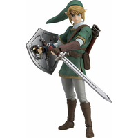 Figurine The Legend of Zelda Twilight Princess Figma Link DX Ver. 14cm