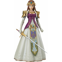 Figurine The Legend of Zelda Twilight Princess Figma Zelda 14cm