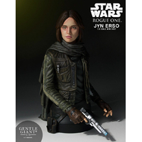 Buste Star Wars Rogue One Jyn Erso (Seal Commander) 16cm