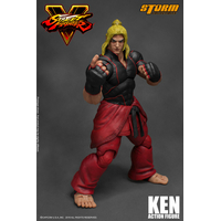 Figurine Street Fighter V Ken 18cm