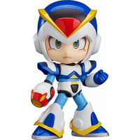 Figurine Mega Man X Nendoroid Maverick Hunter X Full Armor 10cm