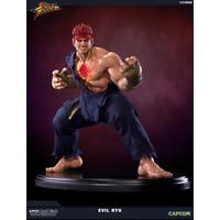 Statuette Street Fighter IV Evil Ryu 42cm
