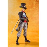 Figurine One Piece S.H. Figuarts Zero Sabo Film Gold 15cm