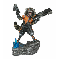 Statuette Guardians of the Galaxy Premium Format Rocket Raccoon 25cm