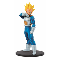 Figurine Dragon Ball Z Resolution of Soldiers Super Sayan Vegeta 17cm