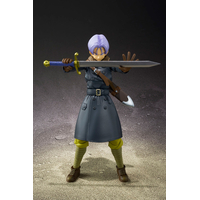 Figurine Dragon Ball Xenoverse Trunks S.H. Figuarts 15cm