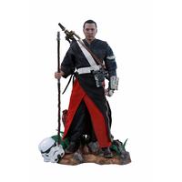Figurine Star Wars Rogue One Movie Masterpiece Chirrut Imwe Deluxe Ver. 29cm