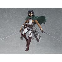 Figurine Figma Attack on Titan Mikasa Ackerman 15 cm