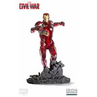 Statuette Captain America Civil War Legacy Replica Iron Man Mark XLVI 50cm