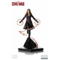 Statuette Captain America Civil War Scarlet Witch 20cm