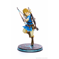 Statuette The Legend of Zelda Breath of the Wild Link 25cm