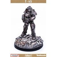 Statuette Fallout 4 Skyrim T-45 Power Armor 56cm