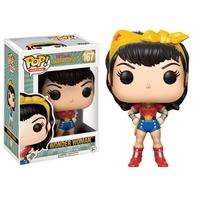 Figurine DC Comics Bombshells Funko POP! Wonder Woman 9cm