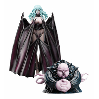 Pack 2 figurines Berserk Movie Figma Slan & figFIX Conrad 6/16cm