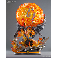 Statue One Piece Portgas D. Ace HQS by Tsume