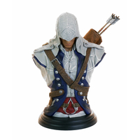 Buste Assassin's Creed Legacy Collection Connor 19cm
